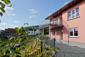"""Ferienhaus """"Haus Rüberg"""" - Heidschnuckenhof Schultheis in Usch/Eifel"""
